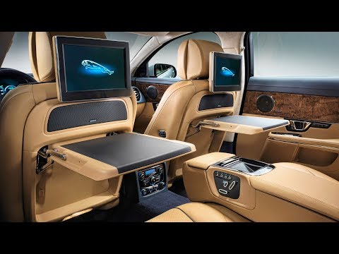 2018 Jaguar XJ - Review