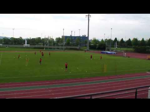 Freies Training 07.05.14 Hamidovic, Mandl, Kofler, Sobotka, Naschenweng
