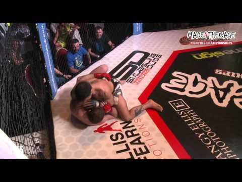 Made 4 The Cage 20 -  Alex Davison VS Luke Ord