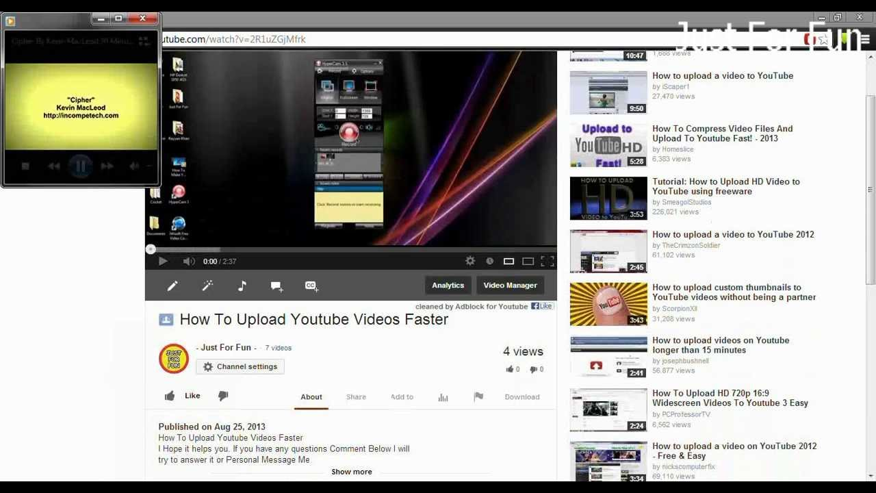 How To Download Videos Using Google Chrome