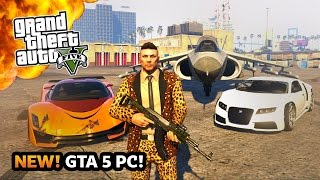 GTA 5 PC Gameplay OFF ROADING in GTA Online! GTA 5 PC Free Roam Gameplay Online! (GTA 5 PC Gameplay)