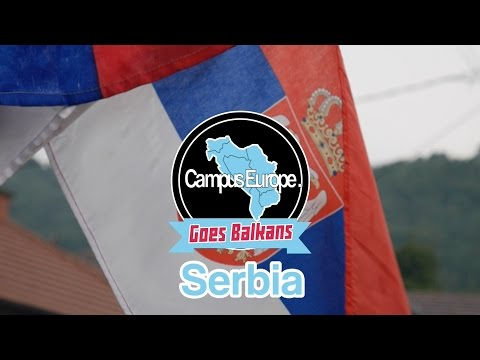 Campus Europe Goes Balkans - Serbia #3