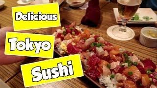Best Japanese Food | Tokyo Nightlife