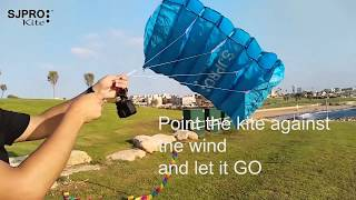 kite for camera and photo by SJPRO instruction for use