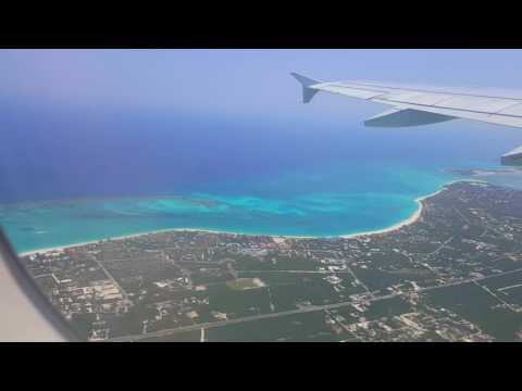 Leaving the Turks and Caicos on a Jet Plane