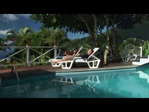 Travel Guide Saba, Netherlands - Saba Tourist Board Film