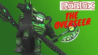 ROBLOX - The Overseer Dagger | EliTheAussieBlokkit