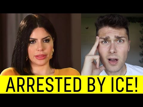 Larissa Has Been Arrested by ICE on 90 Day Fiance.