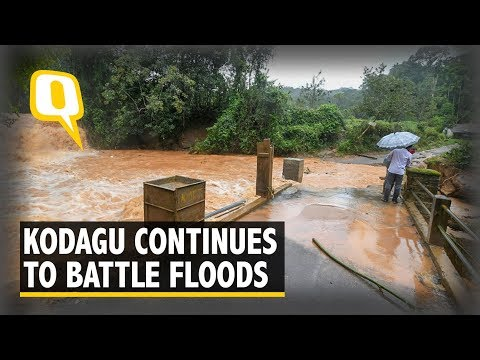 At Least 7 Dead, 3,500 Rescued: Karnataka's Kodagu Continues To Battle Floods