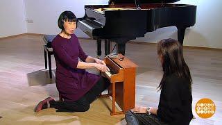 Маргарет Ленг Тан и ее маленькое пианино. 01.11.2019