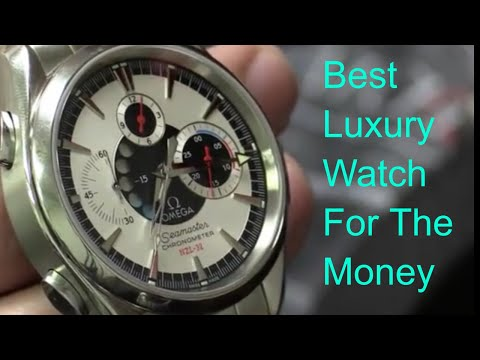 Best High End Luxury Watch For The Price ? And Other Questio