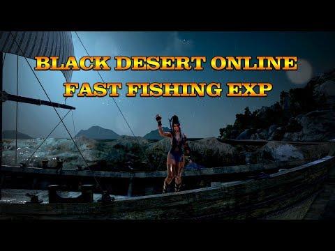 (XB1 PS4) Black Desert Online Level Fishing Up Fast Guide!!!
