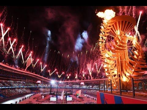 Opening Ceremony II European Olympic Games  Showreel 2019 (Minsk, Belarus)