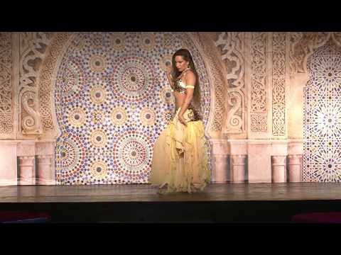 Orit Succary Turkish Roman  - Desert Rose Bellydance Festival 2014