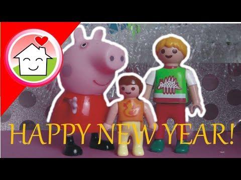 Playmobil Film deutsch Das Kindertraumhaus mit Peppa von family stories