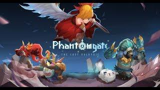 The LAST VALKYRIE! Phantomgate Gameplay - Turn Based RPG for Mobile!