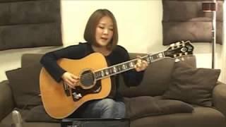 2013/4/14(日) 森恵さんのUSTREAMライブより 【Cool guitar and Lovel...
