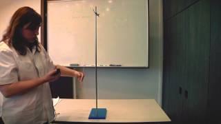 Laboratorní cvičení - Fyzika: 7. Měření času kyvadlem