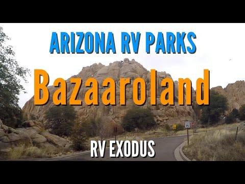 Full Time RV Living | Arizona RV Parks - Bazaaroland