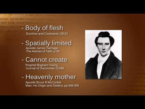 Mormon God vs Christian God