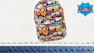 Рюкзака South Park молодежный купить в Украине. Обзор