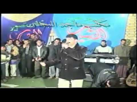 المرحوم عبد الأمير العماري الله واكبر يا زماني