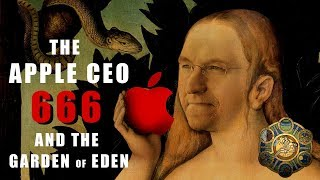 Gambar cover The Apple CEO, 666, and The Garden of Eden