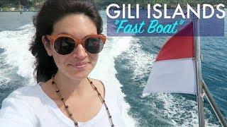 "Gambar cover THE GILI ISLANDS ""FAST BOAT"" // Padang Bai, Bali"