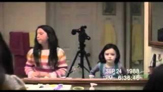 Паранормальное явление 3  Paranormal Activity 3 2011 Трейлер