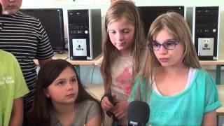 École primaire des Remparts - Classe de CM1 - Édition 2015 à Avallon (89)