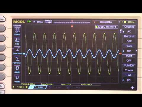 #38: LC tank circuits and the Colpitts oscillator