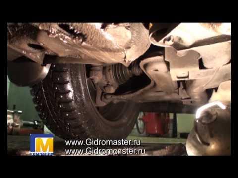 подвески, Opel Astra
