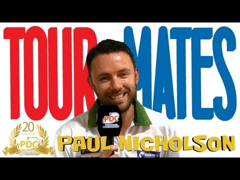 Tour Mates | Paul Nicholson