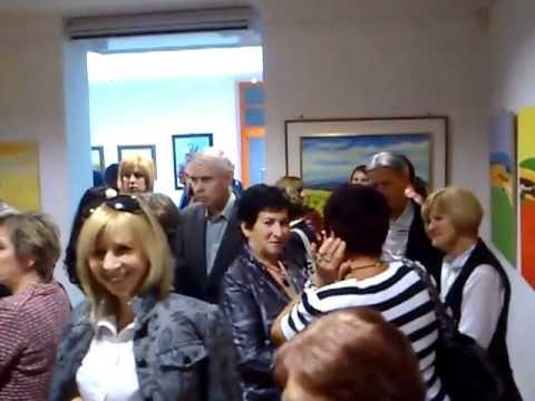 d76041ccb6 Alojz Majernik vystava galéria Fontána 13 06 2012 - YouTube