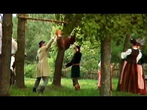 "Žemaitiška Velykų liaudies daina ""Bernelis supava"" (Samogitian folk song)"