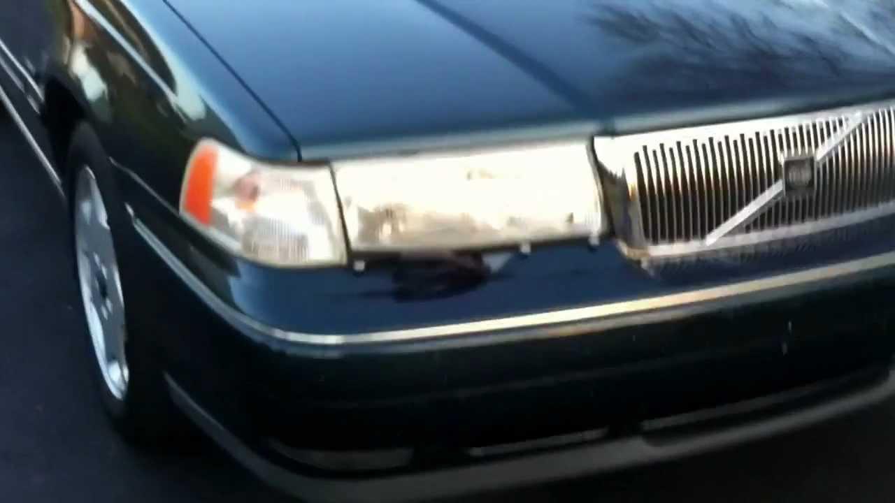 1997 volvo 960 sold