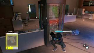 watch dogs 2 how to do the haum sweet haum swimming upstream mission