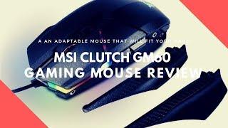 MSI CLUTCH GM60 REVIEW