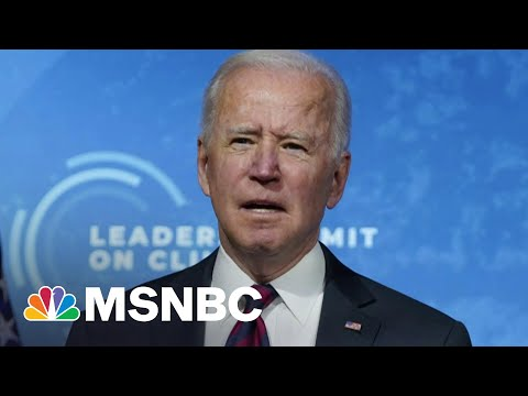 President Biden Gets High Marks From Young Americans In New Polling | Morning Joe | MSNBC