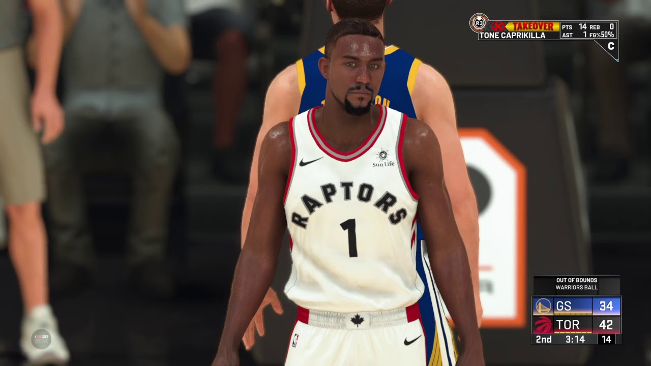 NBA 2K20 Demo_first feel of the new game - YouTube