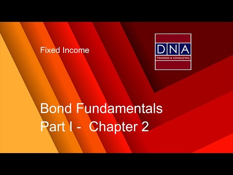 Bond Fundamentals - Chapter 2