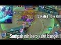 Sumpah Nih Hero Sakit Banget - Mobile Legend Indonesia #1