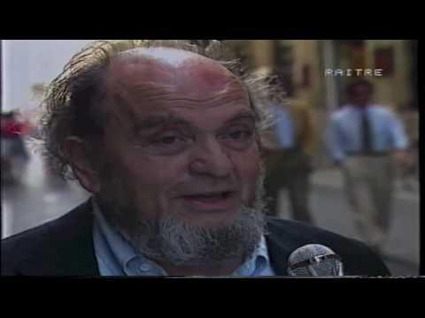 """""""SCORBUTICO, IRACONDO, BUFFO E BASSO"""" MARCO FERRERI"""