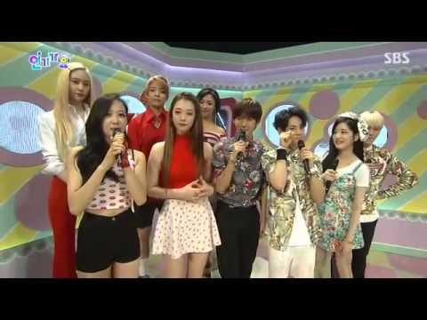 MC: f(x) Special Guest KBS