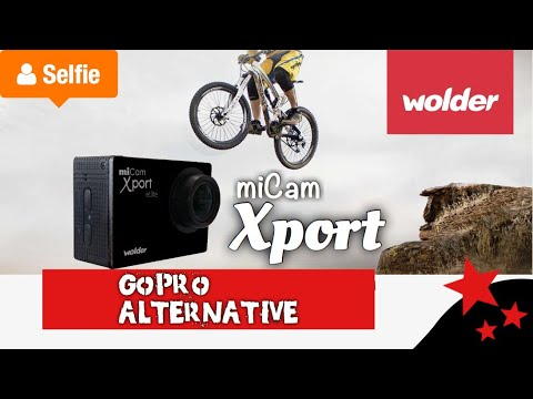 GoPro Alternative miCam Xport 4K Wolder