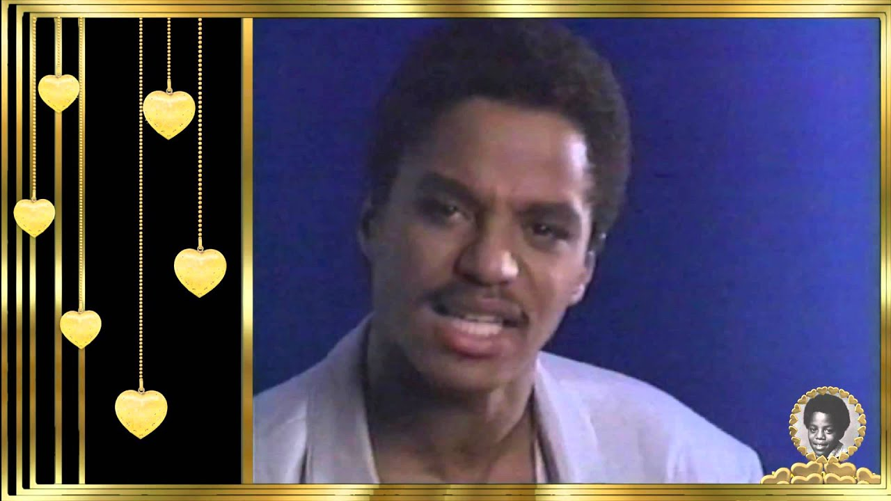 Marlon Jackson *☆* Baby Tonight *☆* Official Video - YouTube