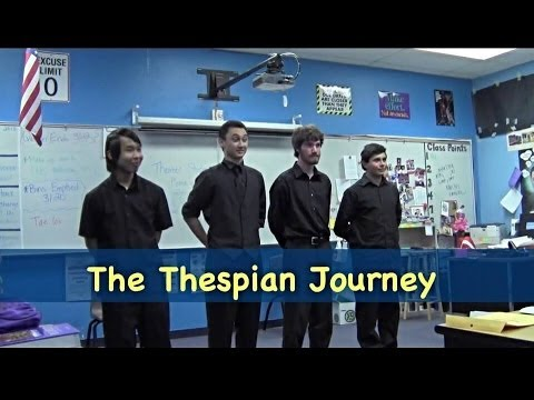 The Thespian Journey HD