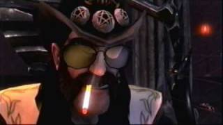 Lemmy Kilmister in Brutal Legend