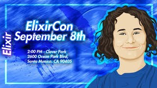 ElixirCon - An Odd Convention (or maybe not so odd)