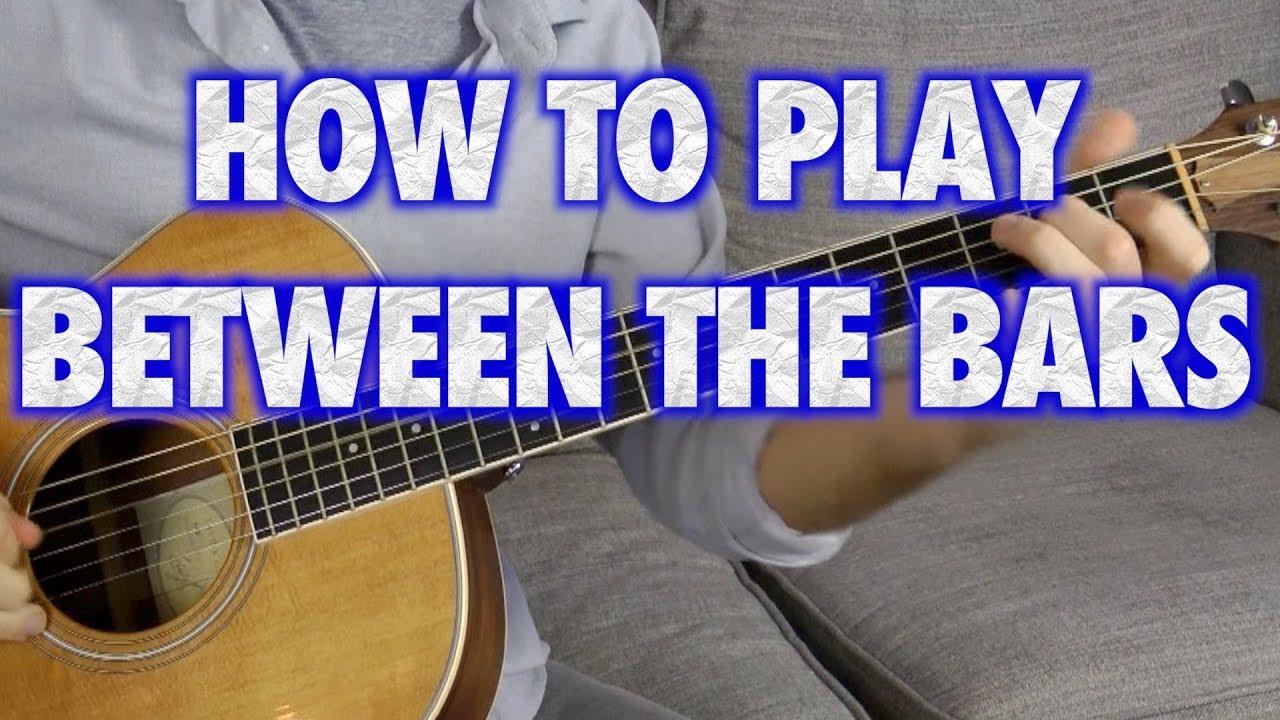 Between The Bars Guitar Lesson Elliott Smith Youtube